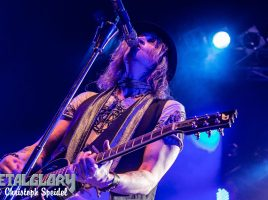 Gotthard & Special Guest Pretty Maids, Hannover Capitol, 15.02.2017