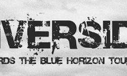 """Vorbericht: RIVERSIDE  """"Towards The Blue Horizon""""- Tour 2017"""