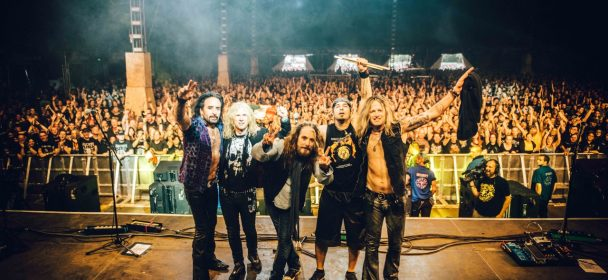 THE DEAD DAISIES  – Tour 2018