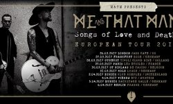 "New Clip, Tour & Pre-order ""Songs of Love and Death"" von ME AND THAT MAN !!!"