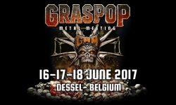 Vorbericht: Graspop Metal Meeting 2017 (16. – 18.06.2017 in Dessel/Belgien)