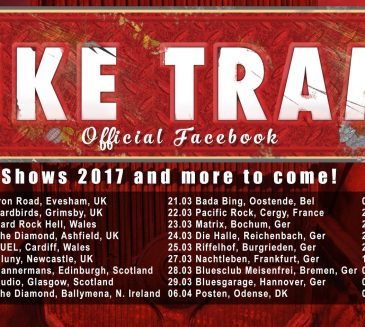 """Vorbericht: MIKE TRAMP & BAND """"Maybe Tomorrow"""" – Tour 2017"""
