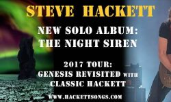 Steve Hackett (GB) – The Night Siren