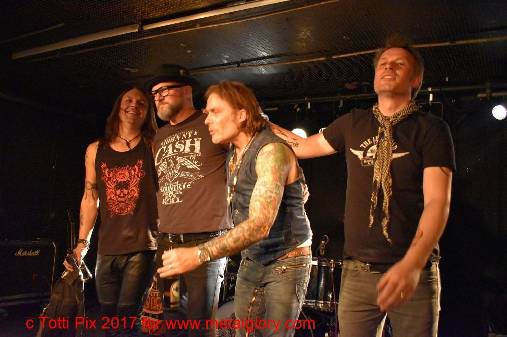 Mike Tramp & The Band Of Brothers – Live 27.03.2017 Nachtleben / FFM