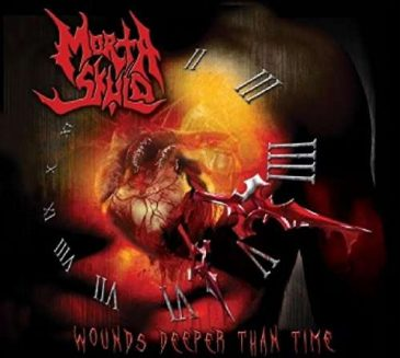 Morta Skuld (USA) – Wounds Deeper Than Time