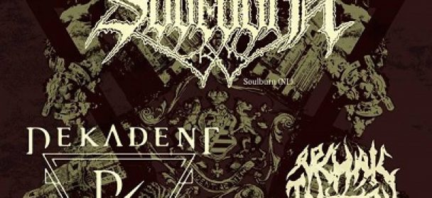 Soulburn & DEKADENT – Live in Dresden am 29.4.