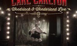 "Doppel-CD ""Woodstock & Wonderland"" von Carl Carlton am 17.3."
