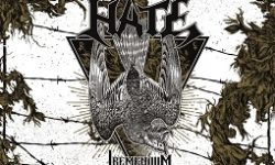 HATE – Release First Lyric Video Of Upcoming Album!