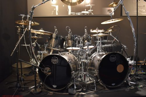 Drum Kit -Mapex- Alex Landenberg