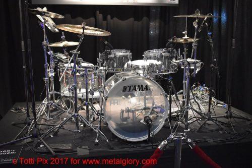 Drum Kit -Tama- Michael Schack