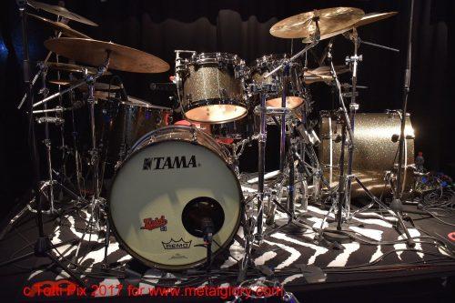 Drum Kit -Tama- Veronika Lukesova