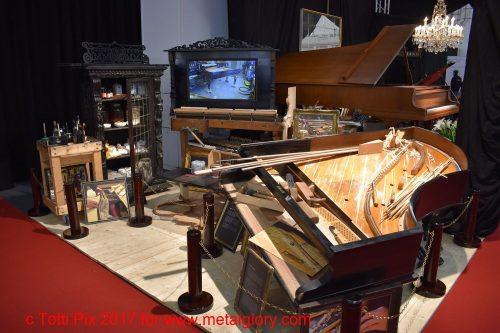 Frühere Klavier- Restaurierung (1)