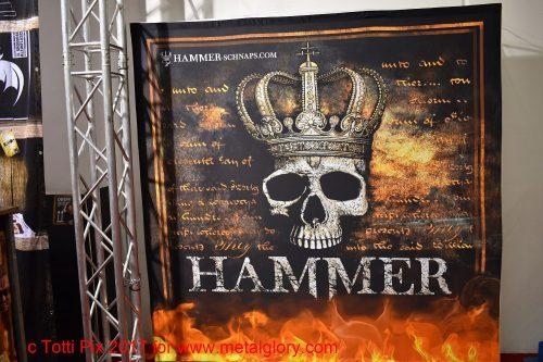 HAMMER immer dabei - Prost