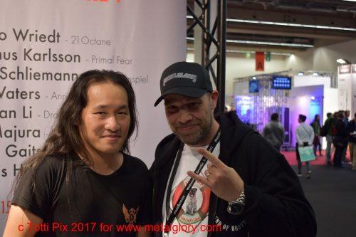 Herman Li & Me