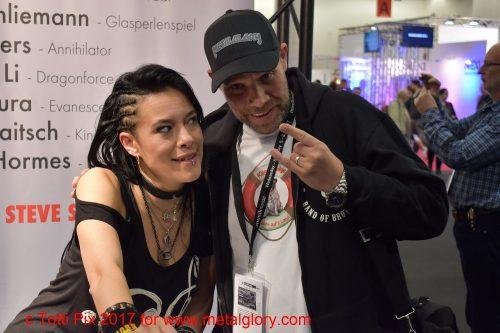 Jen Majura & Me (1)