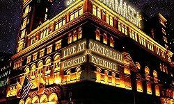 "Joe Bonamassa – ""Live At Carnegie Hall – An Acoustic Evening""/ VÖ 23.06."