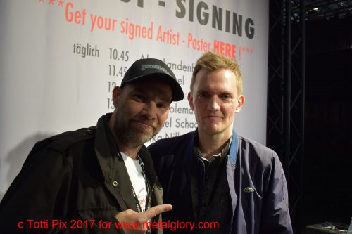Jost Nickel (Jan Delay) & Me