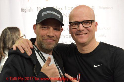 Michael Schack & Me