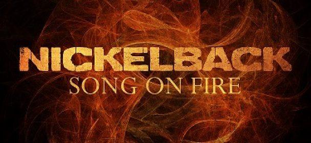 Nickelback veröffentlichen neue Single 'Song On Fire' – Album folgt am 16. Juni!