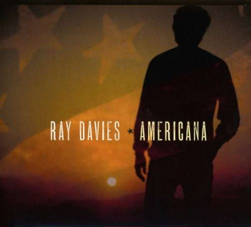 Ray Davies Americana Cover