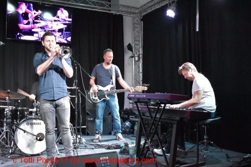 The Heavy Tones, this day called Yamaha Allstars (1)