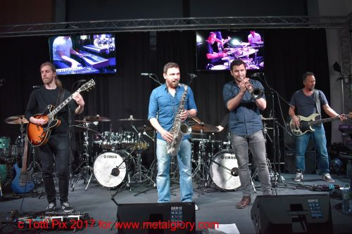 The Heavy Tones, this day called Yamaha Allstars (2)