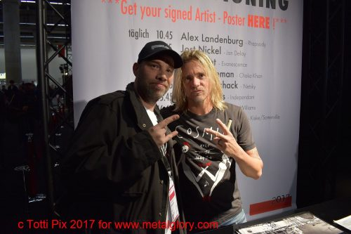 Will Hunt (Evanescence) & Me (2)