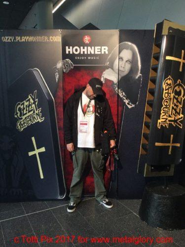 ozzy promo Hohner