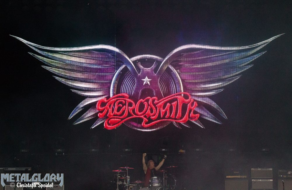 Aerosmith & Rival Sons, 30.05.2017, Waldbühne Berlin
