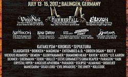 BANG YOUR HEAD – Running Order komplett: Von 13. – 15. Juli rockt Balingen wieder