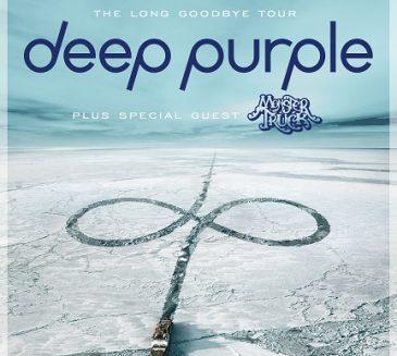 Monster Truck – ab Mai 2017 mit den legendären Deep Purple auf Tour