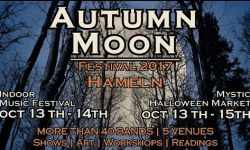 Autumn Moon 13.10.-14.10.2017 – neue Details !!!