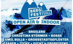 BERGFESTival – von 8.-10.12. geht ´s weiter in Saalbach-Hinterglemm