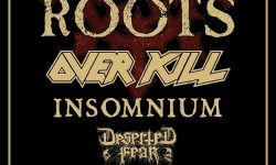 Vorbericht: MTV Headbangers Ball Tour 2017 – ROOTS, OverKill, Deserted Fear & Insomnium