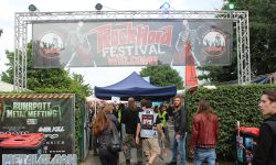 Rock Hard Festival 2017 – in Gelsenkirchen, Amphitheater vom 03. & 04.06.2017