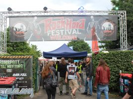 Rock Hard Festival 2017 – Gelsenkirchen, Amphitheater vom 3.– 4. Juni