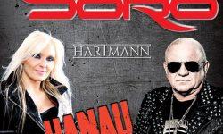 Vorbericht: Hanau Rocks, 12. August 2017, Hanau Amphi-Theater mit Hartmann, Doro & Dirkschneider