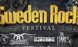 Sweden Rock 2017 Festival; Sölvesborg 07.-10.06.2017