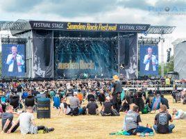 Sweden Rock Festival 2017; Sölvesborg Schweden 08.-11.06.2017
