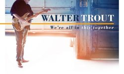"Walter Trout – brandneues Studioalbum ""We're All In This Together""/ VÖ 01.09."
