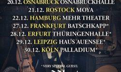 Vorbericht: IN EXTREMO – 10 Jahre Burgentour 2017 / 27.08.2017 Hanau – Amphi Theater