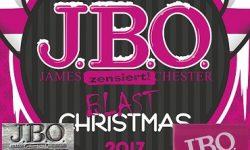 """JBO – Blast Christmas mit einem Special der Alben """"Laut"""" und """"Meister Der Musik"""""""