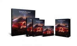 """Pink Floyd-Legende David Gilmour kündigt Konzertfilm """"Live At Pompeii"""" auf Blu-ray, DVD, CD und Vinyl an"""