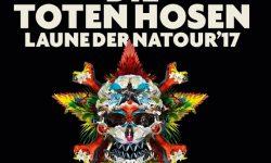 DIE TOTEN HOSEN – LAUNE DER NATOUR 2017 – VVK-Start 30.08., 18 Uhr