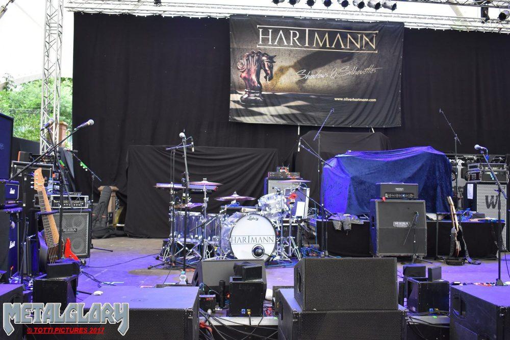 HANAU ROCKS / 12-08-2017 (HARTMANN, DORO & DIRKSCHNEIDER) Hanau – Amphitheater