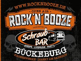 ROCK´N´BOOZE-Open Air in Bückeburg 2017 (Grave Digger, Majesty uvm.)