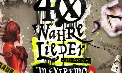 IN EXTREMO (DE) – 40 Wahre Lieder (2CD & Lim. DVD / Blu-ray Fan Edition)