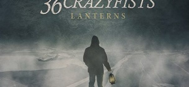 "36 CRAZYFISTS – ""Laterns"" am 29.9. via Spinefarm Rec."