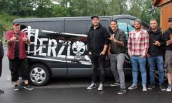 HERZLOS unterzeichnen Vertrag mit Laute Helden, neues Album kommt 2018