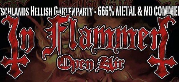 IN FLAMMEN Open Air 2018  – weitere Bands bestätigt!!!